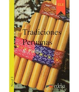 Книга для читання Colección Lecturas Clásicas Graduadas Nivel 1 Tradiciones peruanas