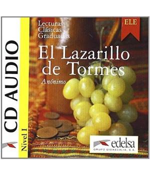 Диск Colección Lecturas Clásicas Graduadas Nivel 1 El Lazarillo de Tormes CD Audio