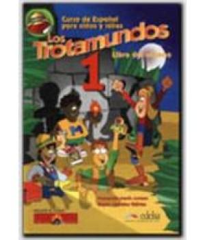 Учебник Los Trotamundos 1 Libro del alumno