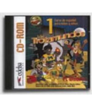 Диск Los Trotamundos 1 CD-ROM