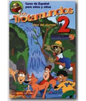 Підручник Los Trotamundos 2 Libro del alumno