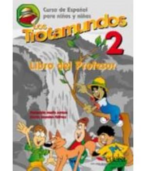 Книга для вчителя Los Trotamundos 2 Libro del profesor