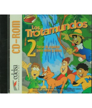 Диск Los Trotamundos 2 CD-ROM