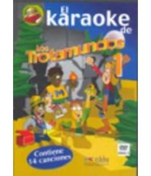 Диски Los Trotamundos 1 DVD