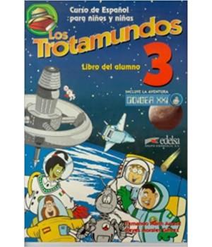 Учебник Los Trotamundos 3 Libro del alumno