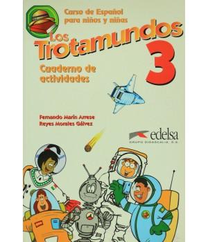 Робочий зошит Los Trotamundos 3 Cuaderno de actividades