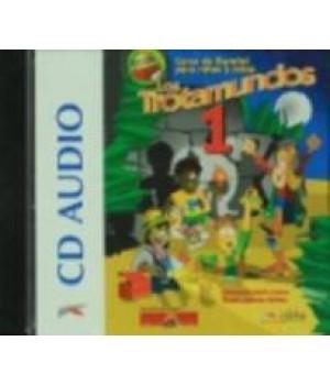 Диск Los Trotamundos 1 Audio CD