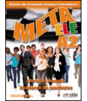 Meta ele A2 Libro del alumno + Cuaderno de ejercicios + CD audio