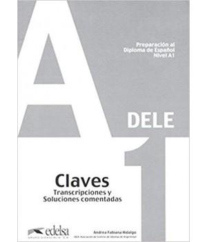 Відповіді Preparación DELE A1 Claves