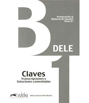 Відповіді Preparación DELE B1 Claves