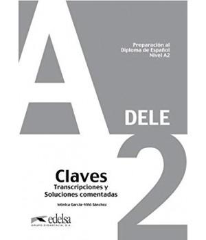 Відповіді Preparación DELE A2 Claves