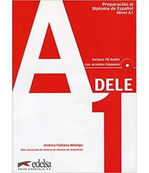 Підручник Preparación DELE A1 Libro + CD 2010 ed.