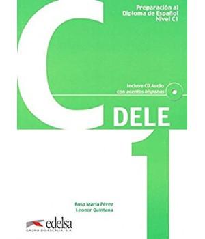 Підручник Preparación DELE C1 Libro + CD 2012 ed.