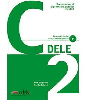 Підручник Preparación DELE C2 Libro + CD 2012 ed.