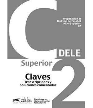 Відповіді Preparación DELE C2 Claves