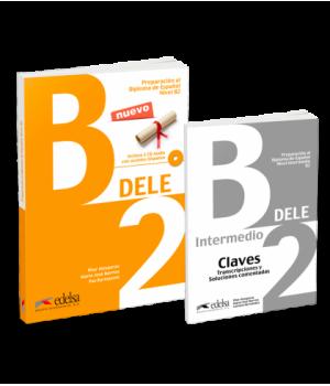Тести Preparación DELE B2 Pack (2019)