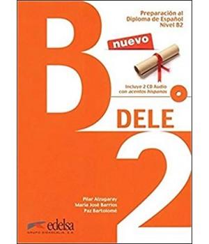 Preparación DELE B2 Libro + CD 2014 ed.