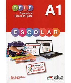 Preparación al DELE escolar A1 Libro + CD