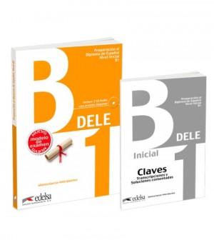 Тести Preparación DELE B1 Pack