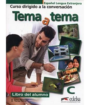 Tema a tema C1/C2 Libro del alumno