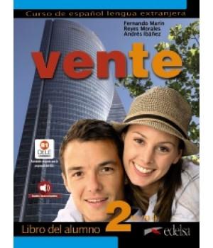 Підручник Vente 2 (B1) Libro del alumno