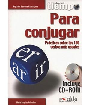 Підручник Tiempo... Para conjugar Libro + CD-ROM
