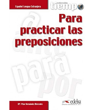 Підручник Tiempo... Para practicar las preposiciones Libro