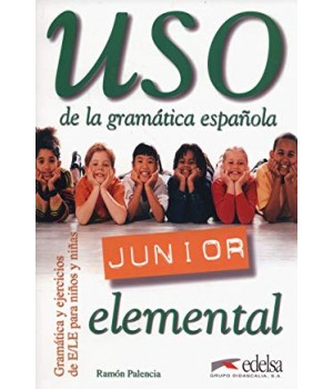 Підручник Uso Junior elemental Libro del Alumno
