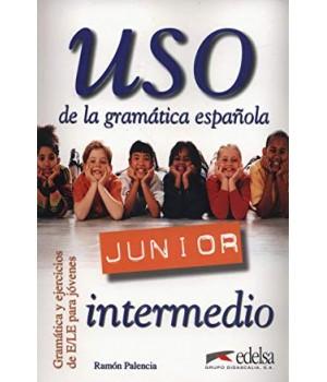 Підручник Uso Junior intermedio Libro del Alumno
