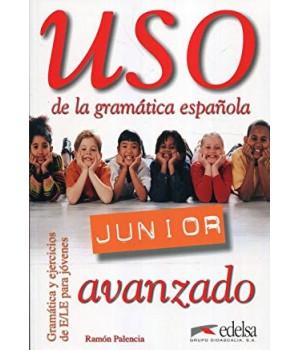 Підручник Uso Junior avanzado Libro del Alumno