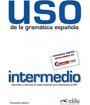 Підручник Uso de la gramática española Intermedio Libro