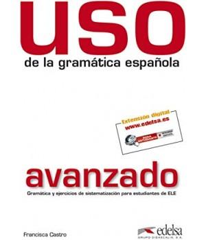 Підручник Uso de la gramática española Avanzado Libro