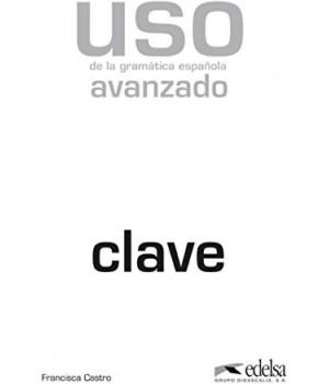 Відповіді Uso de la gramática española Avanzado Claves