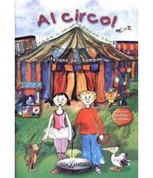Підручник Al Circo! libro dello studente