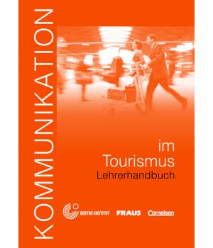 Підручник Kommunikation im Tourismus Kursbuch mit Glossar auf CD-ROM