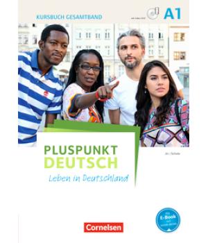 Підручник Pluspunkt Deutsch NEU A1 Kursbuch mit Video-DVD