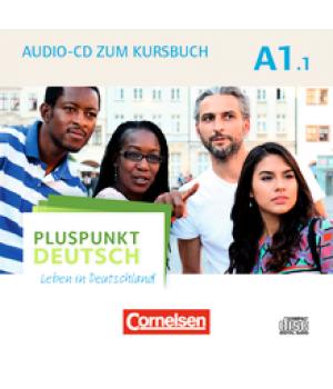 Диск Pluspunkt Deutsch NEU A1/1 Audio-CD