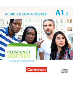 Диск Pluspunkt Deutsch NEU A1/2 Audio-CD