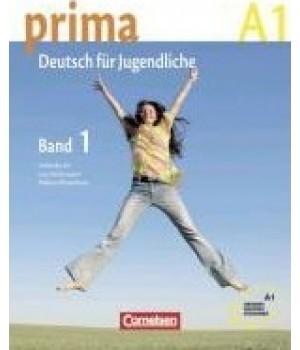 Підручник Prima - Deutsch für Jugendliche Band 1 (A1/1) Schulerbuch