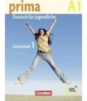 Робочий зошит Prima - Deutsch für Jugendliche Band 1 (A1/1) Arbeitsbuch