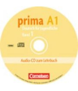 Диск Prima - Deutsch für Jugendliche Band 1 (A1/1) CD