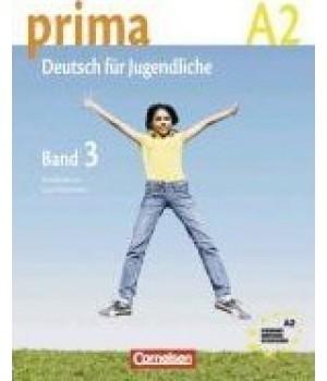Підручник Prima - Deutsch für Jugendliche Band 3 (A2/1) Schulerbuch