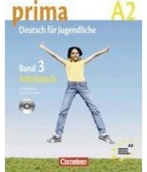 Робочий зошит Prima - Deutsch für Jugendliche Band 3 (A2/1) Arbeitsbuch
