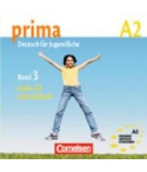 Диск Prima - Deutsch für Jugendliche Band 3 (A2/1) CD