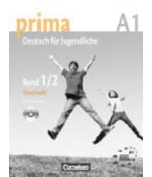 Тести Prima - Deutsch für Jugendliche Band 1, 2 Testvorbereitungsheft A1 und Modelltest Fit in Deutsch 1. Mit Hor-CD