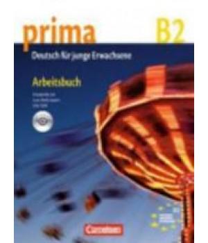Рабочая тетрадь Prima - Deutsch für Jugendliche Band 6 (B2) Arbeitsbuch+CD