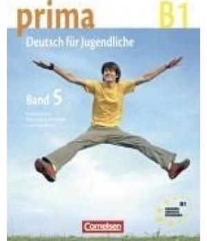 Учебник Prima - Deutsch für Jugendliche Band 5 (B1) Schulerbuch