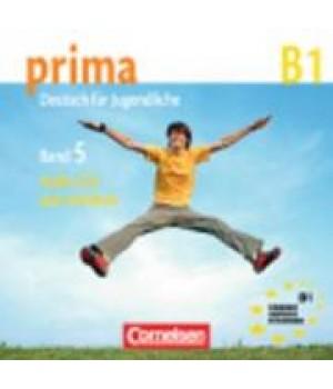 Диск Prima - Deutsch für Jugendliche Band 5 (B1) CD