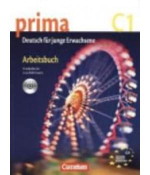 Робочий зошит Prima - Deutsch für Jugendliche Band 7 (C1) Arbeitsbuch+CD