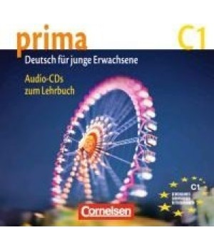Диск Prima - Deutsch für Jugendliche Band 7 (C1) CD